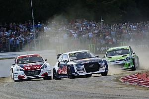 Rallycross-WM News WRX Loheac: Mattias Ekström zurück auf dem Podium