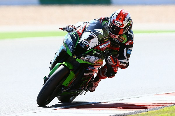 World Superbike Race report WorldSBK Portugal: Dominasi berlanjut, Rea kuasai Race 1