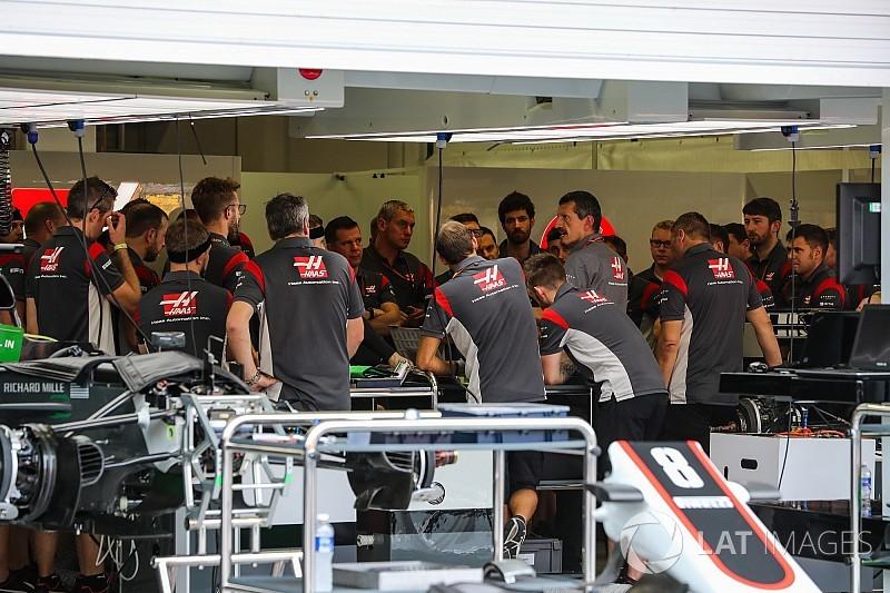 Haas, 2018'de daha istikrarlı olmayı umuyor