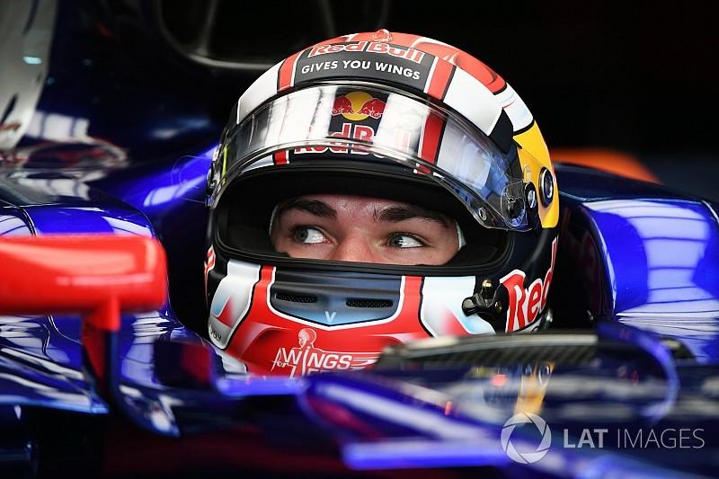 Gasly prêt à sacrifier le titre de Super Formula pour la F1