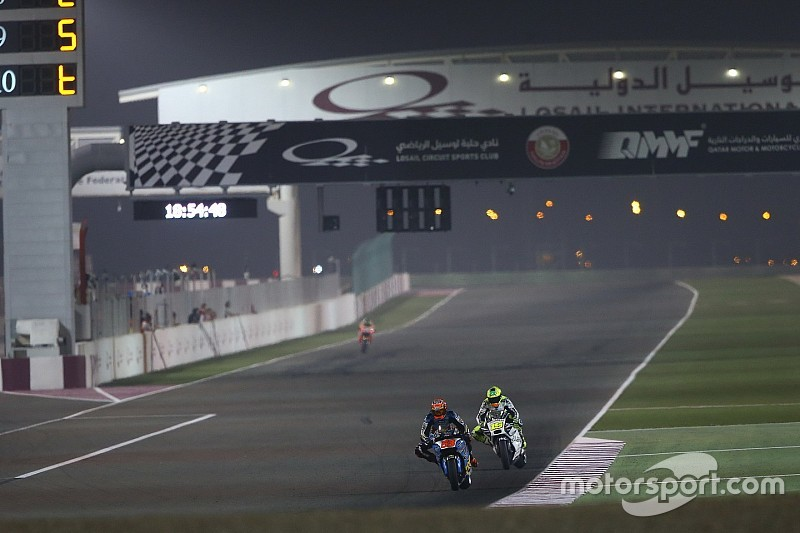 Командам дадут дополнительную тренировку в случае дождя на ГП Катара