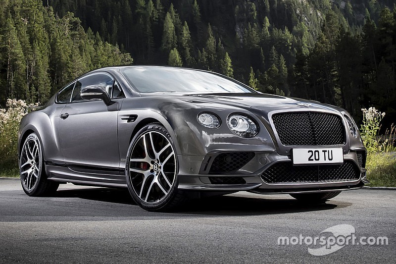 La plus extrême des Bentley se dévoile