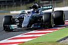 Bottas: Mobil F1 2017 lebih sulit dikemudikan saat kondisi berangin