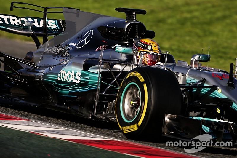 Las razones tras los últimos cambios aerodinámicos de Mercedes