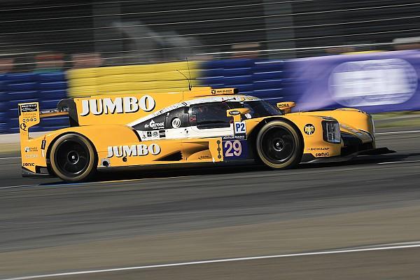 Le Racing Team Nederland s'engage en WEC