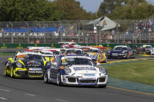 Porsche Breaking news Carrera Cup imposes professional driver limit in Australia