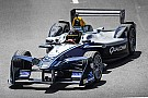 Fórmula E Carpentier participa de teste da Fórmula E