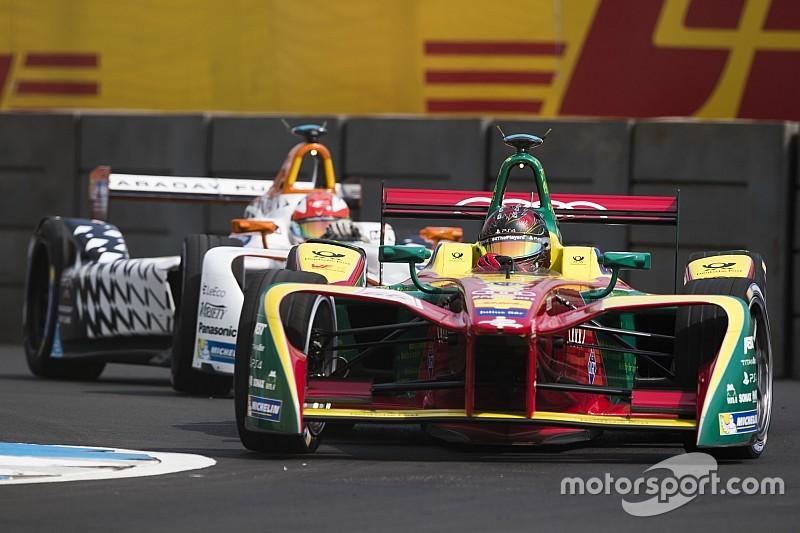 Daniel Abt toma la pole position para el ePrix de México