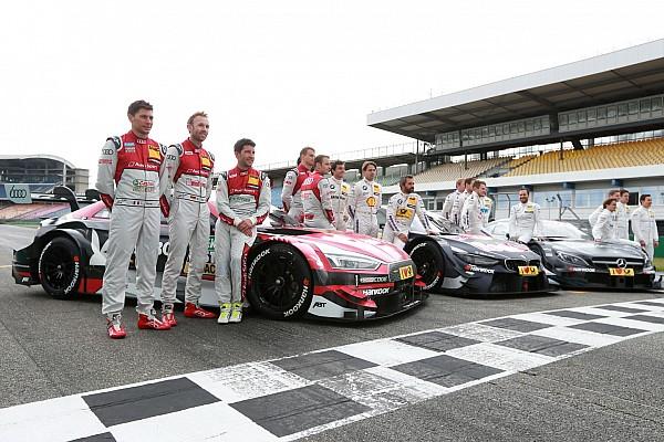 Стартовий список сезону DTM у 2017 році: Audi, BMW і Mercedes