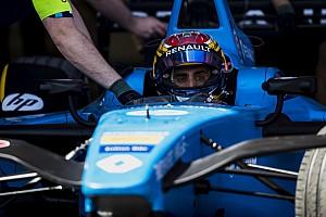 Formula E Jelentés a versenyről Öt futamból negyedszer is Buemi nyert a Formula E-ben!