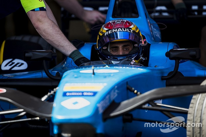 Monaco ePrix: Buemi barre en la práctica
