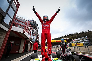Formula V8 3.5 Analyse Le point F3.5 - Celis Jr triomphe à Spa
