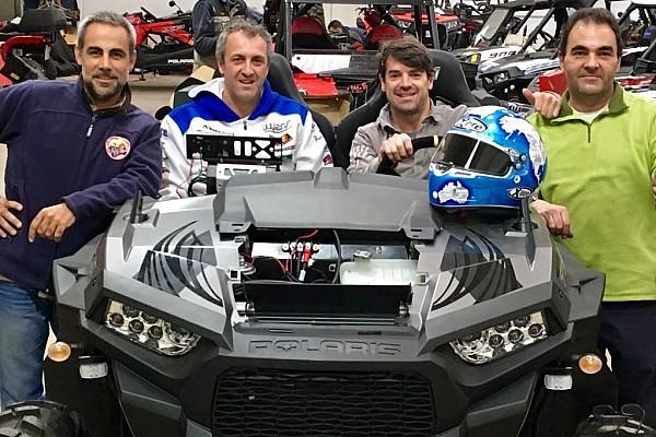 Carlos Checa participará en el Rally Merzouga