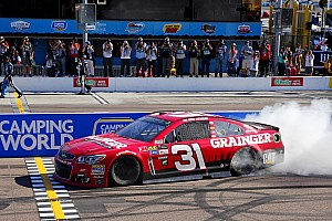 NASCAR Cup Race report Ryan Newman takes Phoenix win in thrilling upset