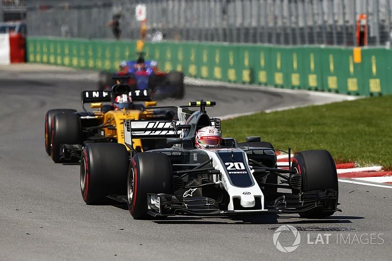 Haas espère profiter des transferts chez Renault et Toro Rosso