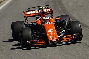 F1 Artículo especial La columna de Vandoorne: ''Tuve que ahorrar combustible desde la salida