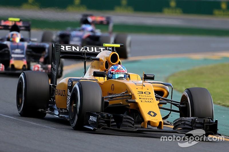 Palmer: Return to wheel-to-wheel action no problem
