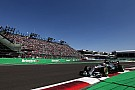 Mexican GP: Starting grid in pictures