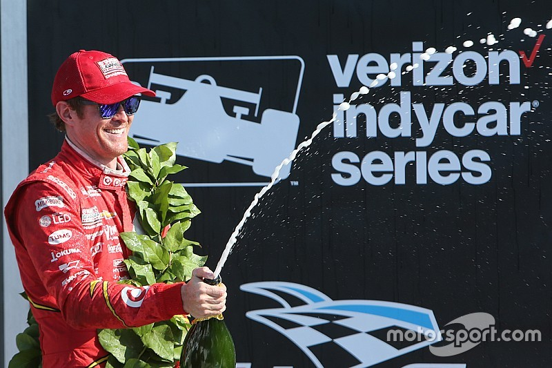 """Dixon says he could have """"four, five or six"""" more years in IndyCar"""