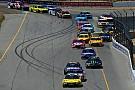 Monster Energy NASCAR Cup Грожану подобається підхід NASCAR до питання меж траси