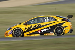BTCC Breaking news Honda still not yet at full potential, warns Neal