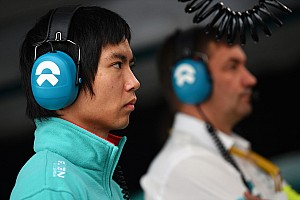 Formule E Nieuws Ma vervangt Filippi in Parijs bij Formule E-team van NIO