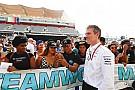Formula 1 Allison: Mercedes'te çalışmak gurur verici