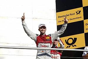 DTM Raceverslag DTM Hockenheim: Rast kampioen in debuutjaar, Wittmann wint slotrace