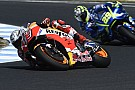MotoGP Bestzeit knapp verpasst: Marc Marquez sucht auf Phillip Island nach mehr Stabilität