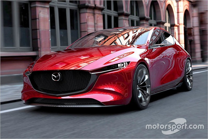 Нову Mazda3 презентують у листопаді