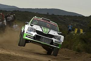 WRC Noticias Rovanpera, hospitalizado después de chocar en Argentina