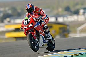 FIM Endurance Rennbericht 24 Stunden Le Mans: Erster Sieg für F.C.C. TSR-Honda