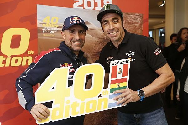 Dakar Actualités Pour sa 40e édition, le Dakar se fend d'un parcours