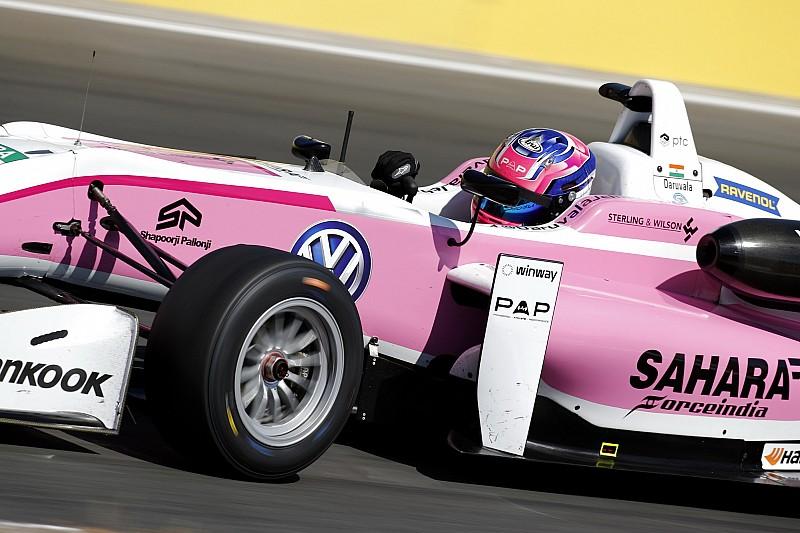 فورمولا 3 الأوروبية: داروفالا ينطلق أولّا في سباق سبا الافتتاحي
