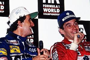 Formula 1 Nostalji Tarihte Bugün: Prost veto ediyor, Senna, McLaren'da kalıyor