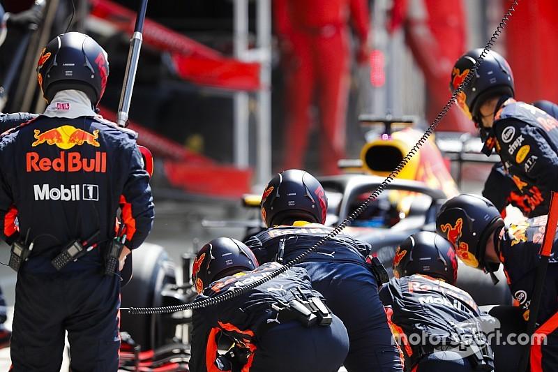 321 pontos Red Bull, a Mercedes már csak a negyedik
