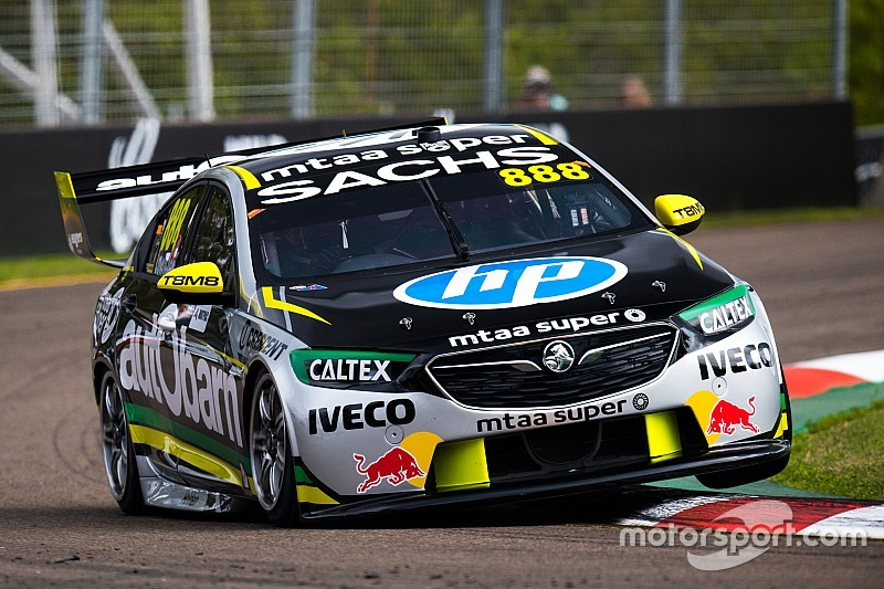 Holden won't influence Lowndes replacement