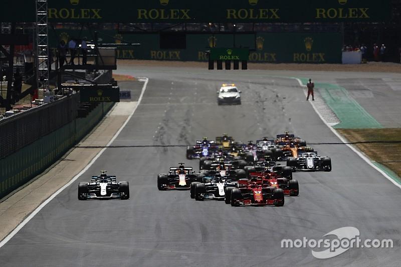 В Ф1 розповіли, що зроблять у разі втрати гонки в Сільверстоуні
