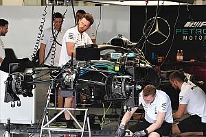 Formule 1 Contenu spécial Technique - Les développements des F1 vus au Bahreïn