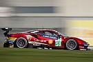 Photos - Ferrari présente des 488 GTE rouge métallisé !