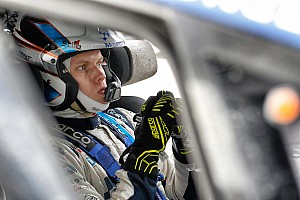 Tanak farewelled from M-Sport with 'wet balls' prank