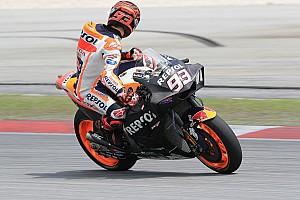 """MotoGP Noticias de última hora Márquez: """"Hoy lo pusimos todo en su sitio"""""""