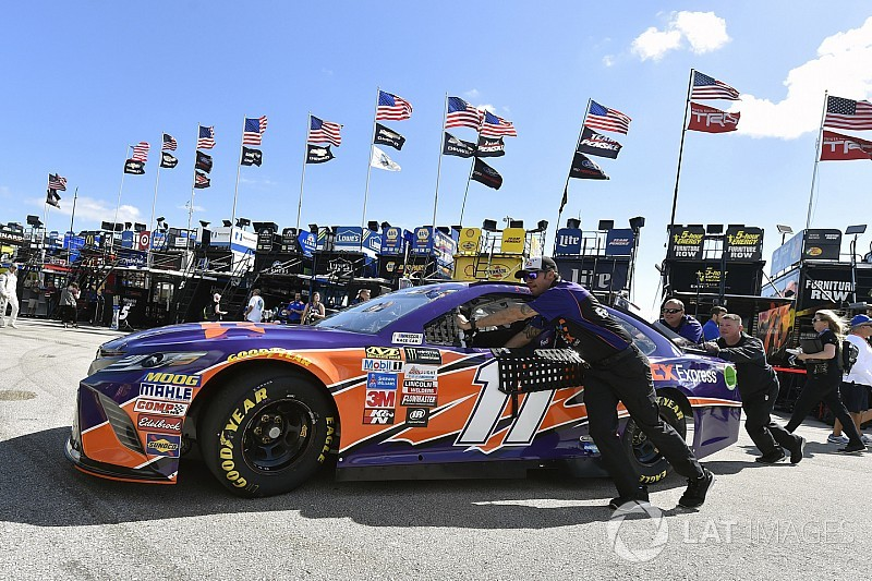 "Denny Hamlin: ""Eventually we'll win our championship"""