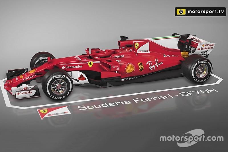 Видео: аэродинамические новинки, которые вернули Ferrari на вершину