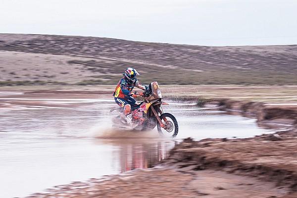 Dakar Reporte de la carrera Caos en el Dakar