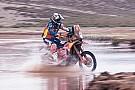 Dakar, Moto, Tappa 10: van Beveren finisce ko, Walkner va in fuga