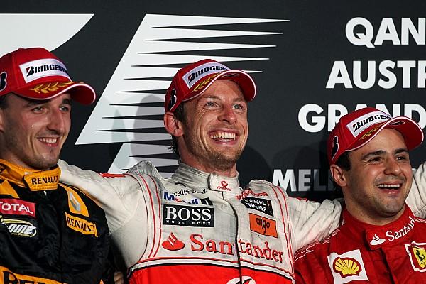 Fórmula 1 Últimas notícias GALERIA: Os 10 últimos vencedores do GP da Austrália