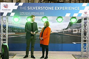 General Breaking news Prince Harry launches new Silverstone Experience project