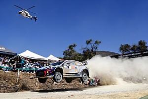 WRC Resumen del tramo Ogier gana en México con Sordo segundo y Loeb quinto
