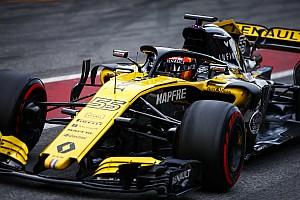 Renault: Sainz disposto a pagare penalità per far crescere il motore